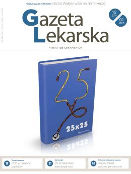 ROZMOWA O ZDROWIU: Lecha Wałęsy wzór na