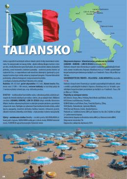 Katalóg Taliansko 2015