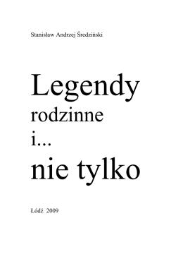 Kiedy - Stanisław Andrzej Średziński
