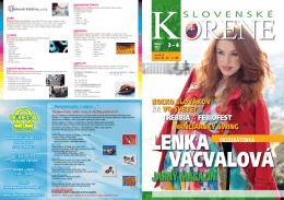 slovenské korene 2012 3-4