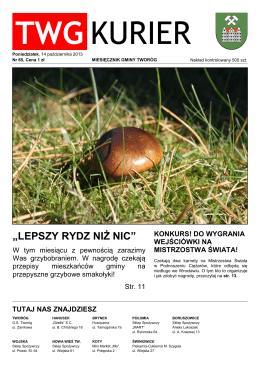 Nr 65 (14 października 2013)