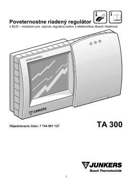TA 300 - Junkers