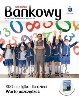 SKO nie tylko dla dzieci Warto oszczędzać - Bankomania