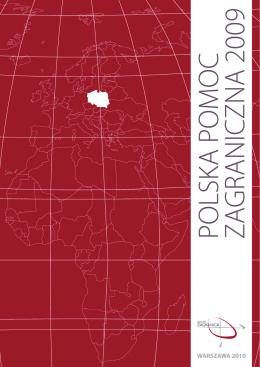 """RapoRt """"polska pomoc zagRaniczna w 2009"""
