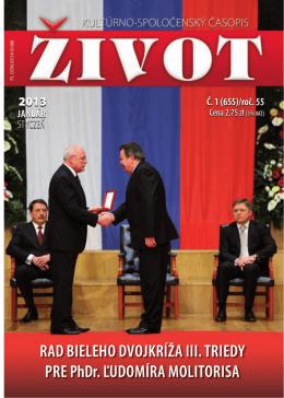 styczen 2013.indd - Towarzystwo Słowaków w Polsce