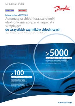 Katalog Danfoss 2013/2014