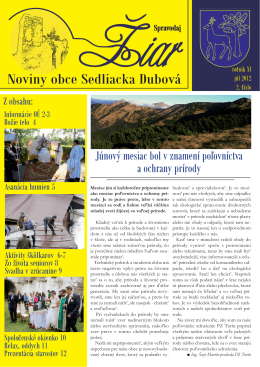 Ziar-07 - Sedliacka Dubová