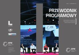 Przewodnik programowy EFNI 2014