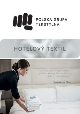 HOTELOVÝ TEXTIL - Polska Grupa Tekstylna