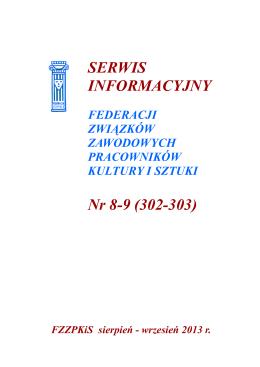 08 - Federacja Związków Zawodowych Pracowników Kultury i Sztuki