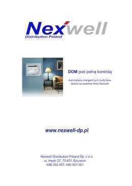 przewodowy Nexo - ELEKTRO
