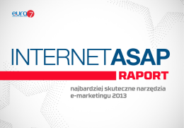 Strona: 1 - Agencja interaktywna Eura7