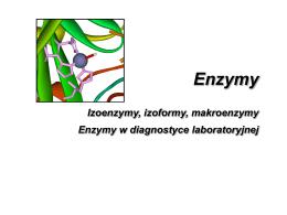 Enzymy sekrecyjne
