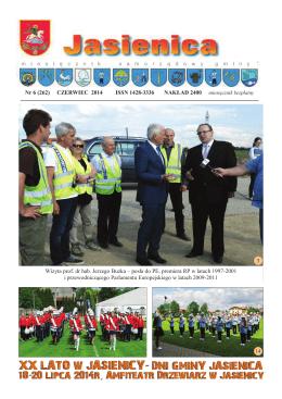 czerwiec 2014 - Gmina Jasienica