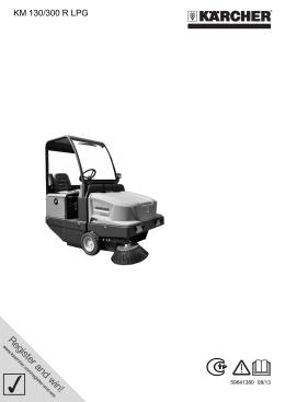 KM 130/300 R LPG