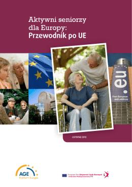 Przewodnik po UE - AGE Platform Europe
