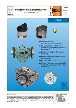 PDF - KOBOLD Messring GmbH