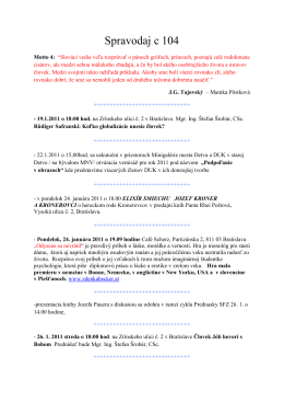 Spravodaj c 104 - szcpv