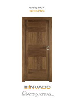 Katalog drzwi INVADO