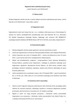 Pobierz PDF - Unique One