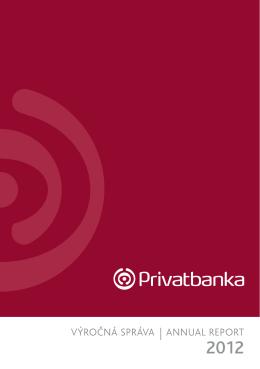 Privatbanka 2012