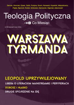 05i06/13 - Teologia polityczna