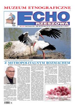 MUZEUM ETNOGRAFICZNE - Echo Rzeszowa