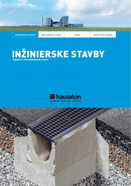 Katalóg Inžinierske stavby (PDF, 7,38 MB)