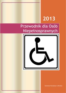 Przewodnik dla Osób Niepełnosprawnych
