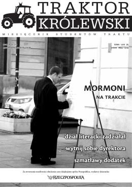Mormoni na Trakcie