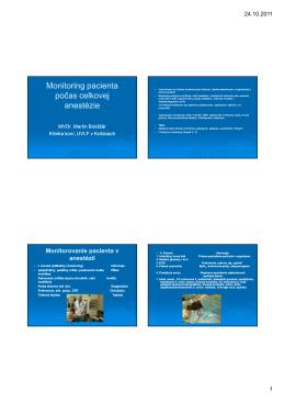 Monitoring_pacienta_počas_celkovej_anestézie [Režim