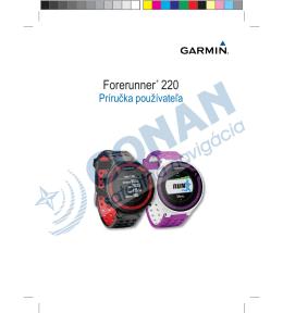 Forerunner 220