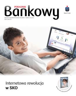 Internetowa rewolucja w SKO - Bankomania