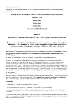 Generuj PDF - BIP - KWP w Białymstoku