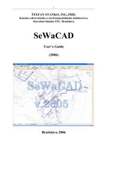 SeWaCAD