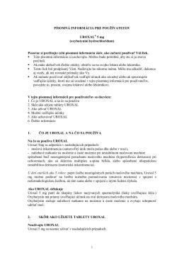 Uroxal 5mg PIL_13