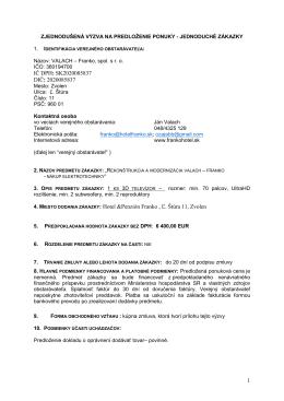 PDF - Hotel Franko