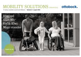 Mobility Solutions spravodaj august 2012
