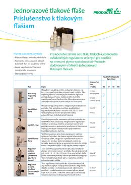 Stiahnuť PDF - Air Products