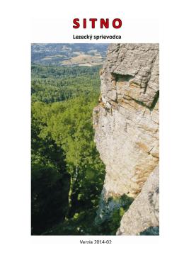 sprievodca - Horolezecký klub IAMES Levice