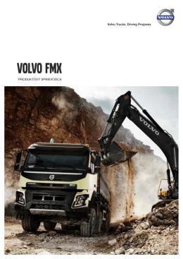 Volvo FMX-Produktový Sprievodca 12.7 MB