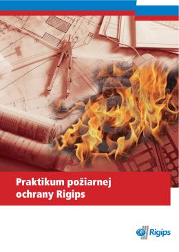 Praktikum požiarnej ochrany Rigips