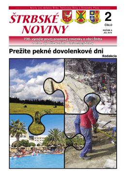 Štrbské noviny č. 2/2010(PDF, 3.63 MB)
