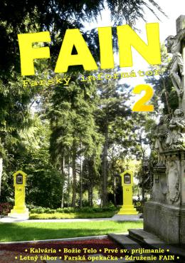 FAIN 2 - Farnosť Špačince