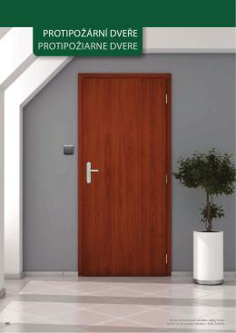 Katalog Solodoor Speciální dveře