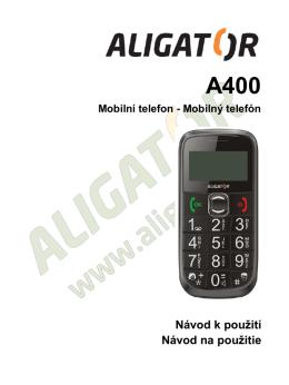 A400 - Aligator