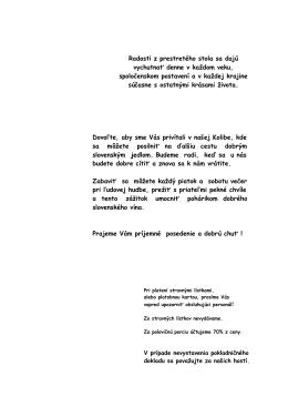 stiahnite si kompletné menu (PDF)