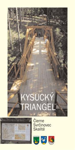 Kysucký triangel – Čierne, Svrčinovec, Skalité.pdf