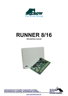RUNNER 8/16
