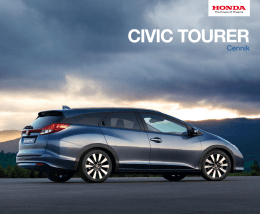 CIVIC TOURER